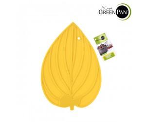 그린팬 실리콘 냄비받침 내열장갑 (옐로우)